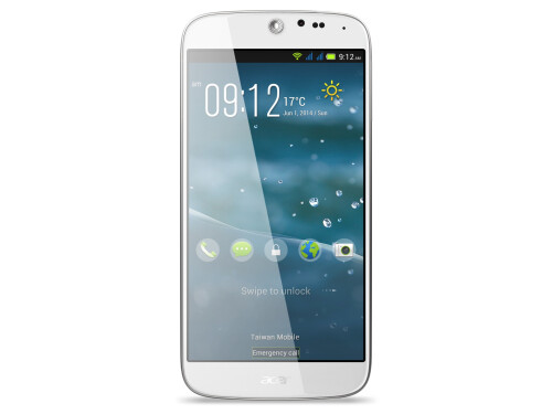 Acer Liquid Jade and Liquid Leap