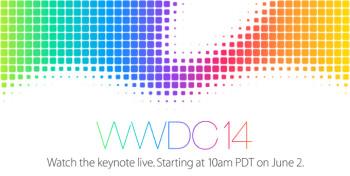 Watch Apple WWDC 2014 livestream here
