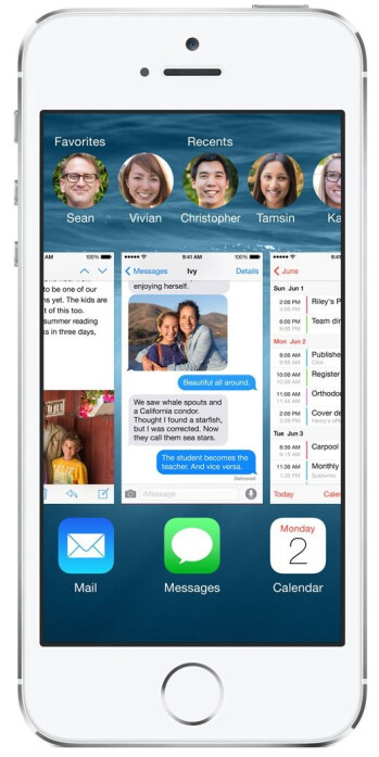 iOS 8 is now official, marks a decisive step forward towards a more open Apple