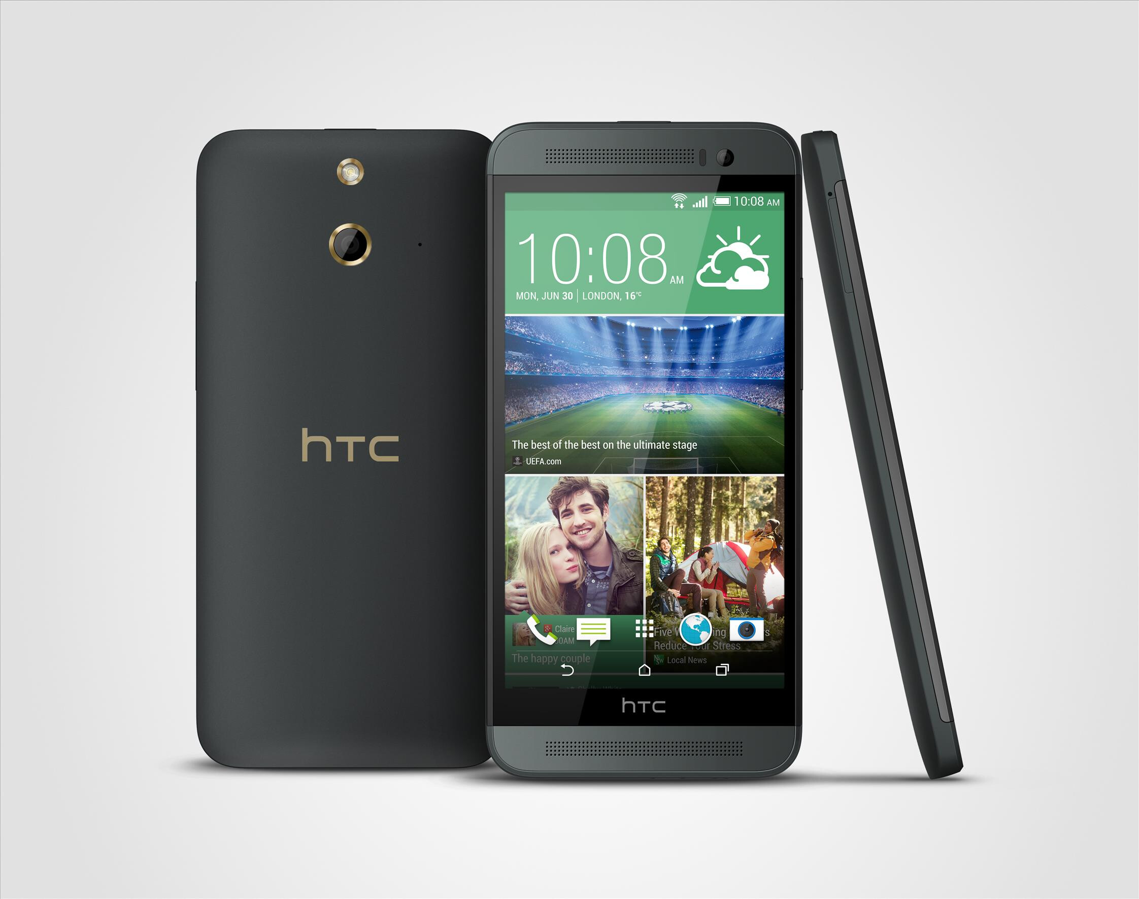 htc announces the htc one e8 the htc one m8 re. Black Bedroom Furniture Sets. Home Design Ideas