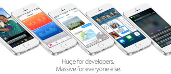 Apple iOS 8, the biggest update since the App Store roll-out, has arrived: here's all you need to know