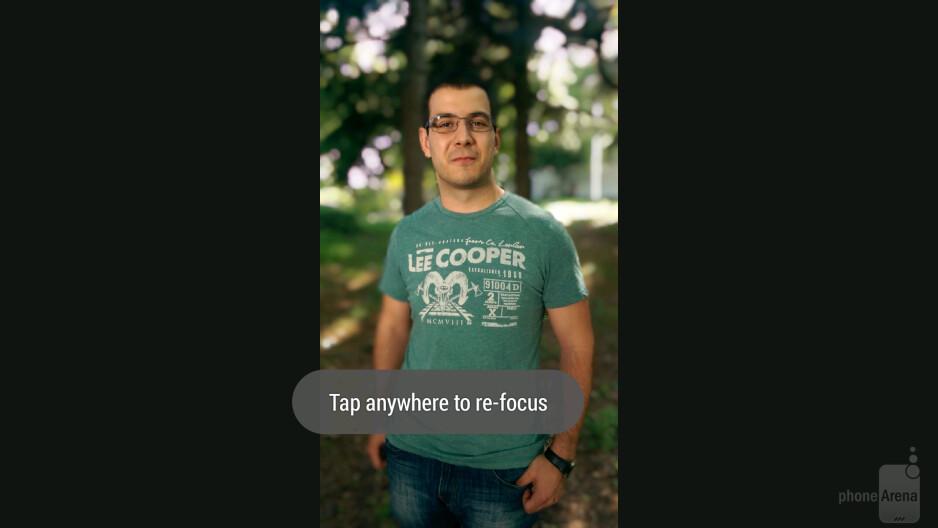 Blurry affairs: UFocus (One M8) vs Background defocus (Xperia Z2) vs Google Camera vs a DSLR