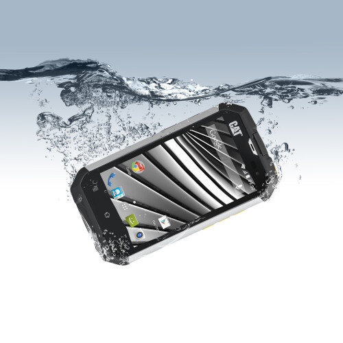 Cat B15Q is the first truly rugged Android KitKat smartphone to be available globally
