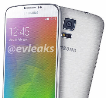 Upscale S5 Prime might end up as Samsung Galaxy F, leaked render suggests a brushed metal chassis