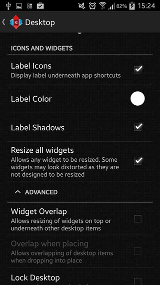 "Nova Launcher updated to version 3.0, now supports ""Ok, Google"" and subgrid positioning"