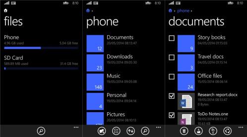 Files - Windows Phone - Free