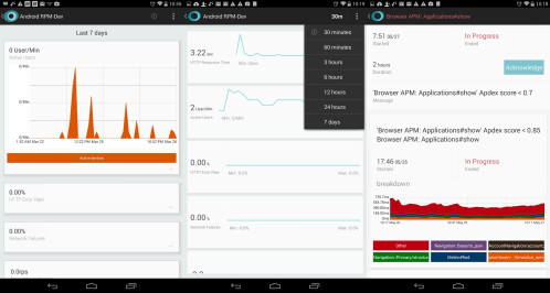 New Relic - Android - Free