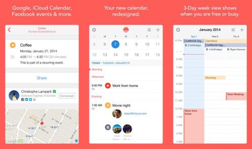 Sunrise Calendar - Android - Free