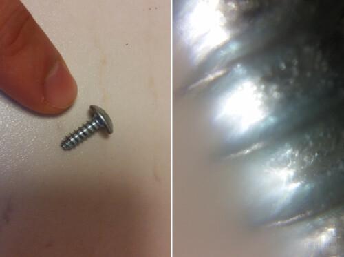 DIY microscope, just add water