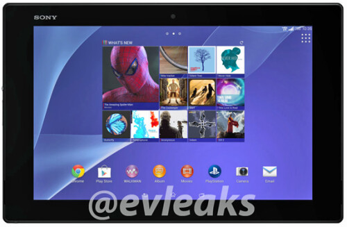 Sony Xperia Z2 Tablet for Verizon