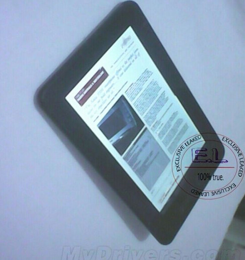 Pictures allegedly showing the Nexus 8 are leaked