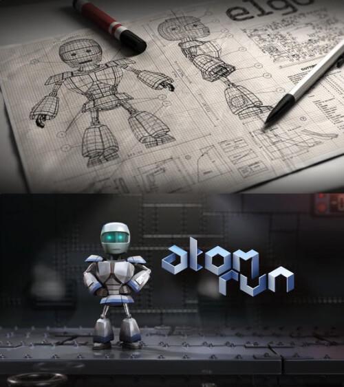 Atom Run - iOS - $2.99