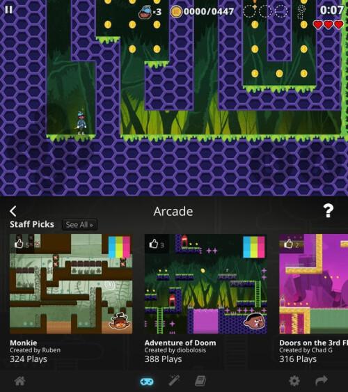 Pixel Press Floors - iOS - Free