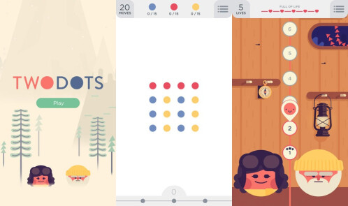 TwoDots - iOS - Free (IAP)