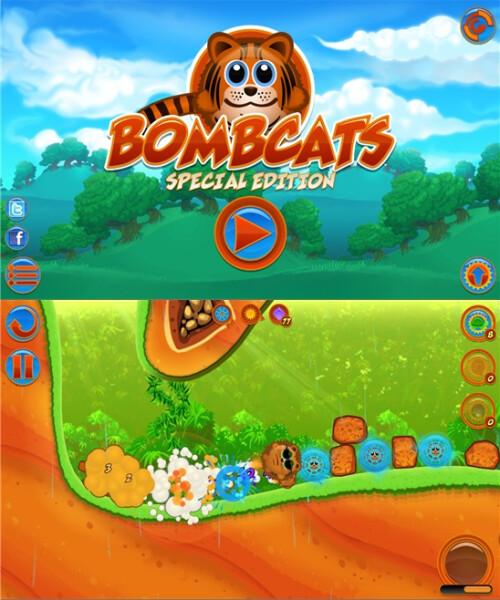 Bombcats SE - Windows Phone - Free