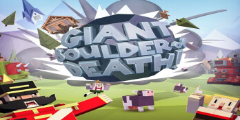 Giant Boulder of Death review: a surprisingly spirited, smash and crash