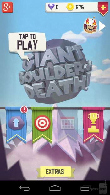 Giant Boulder of Death review: a surprisingly spirited, smash and crash derby