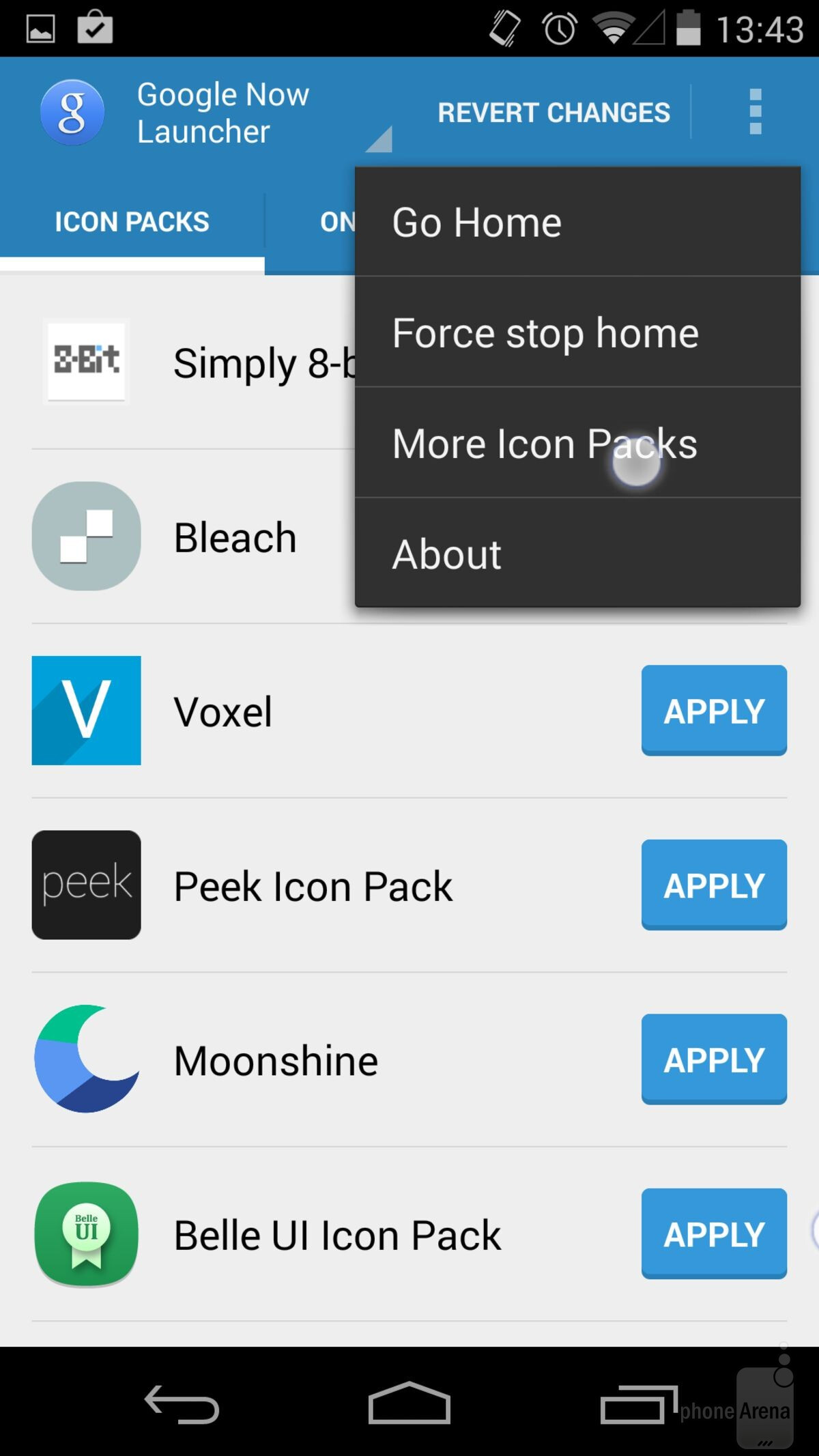 how to install icon pack