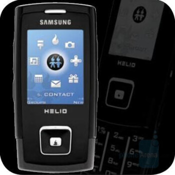 Samsung SPH-A303 for Helio