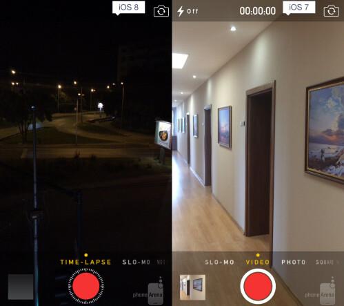 Time-lapse videos