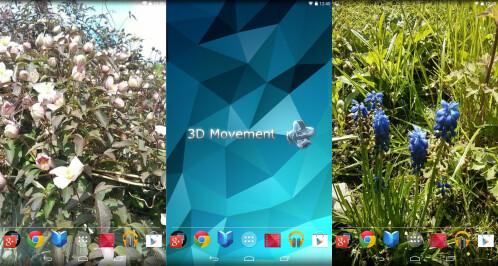 Depth Photo 3D Live Wallpaper - Free