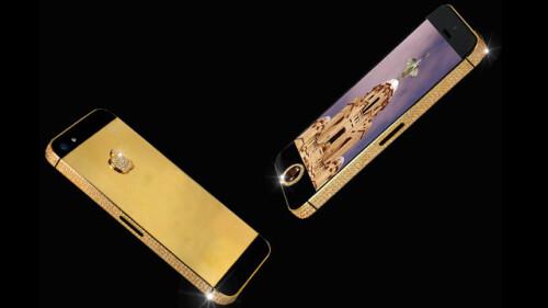 Apple iPhone 5 Black Diamond Edition - $16,700,000