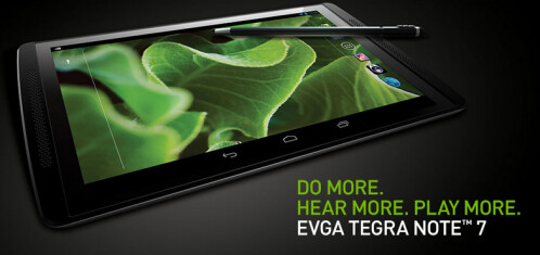 Update to NVIDIA Tegra Note 7 supports HD streaming of Netflix
