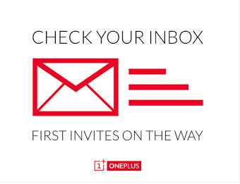 Invitations sent out for 64GB OnePlus One