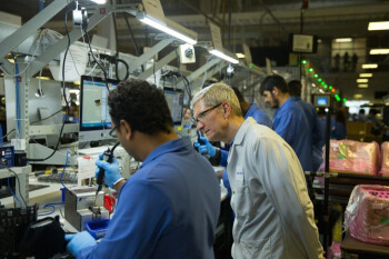 Apple uses Windows to make Macs