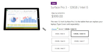 Before you pre-order the Microsoft Surface Pro 3, check out the Demo model at Best Buy