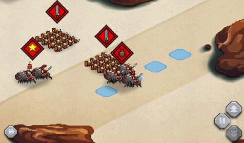 Romans In My Carpet! screenshots