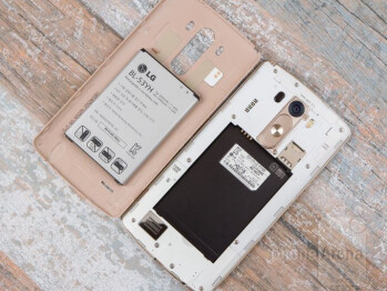 The LG G3 trails rival flagships in our battery test