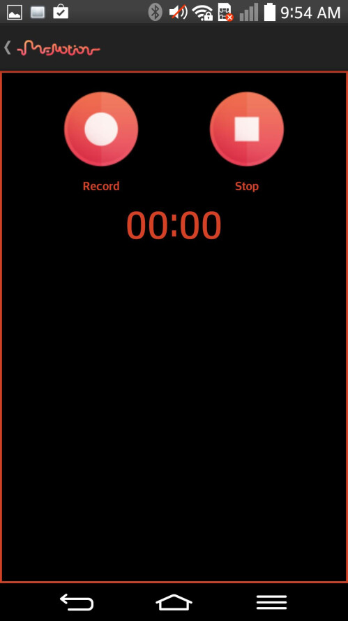 Memotion - the ultimate voice diary app reads the raw emotions inside your recordings