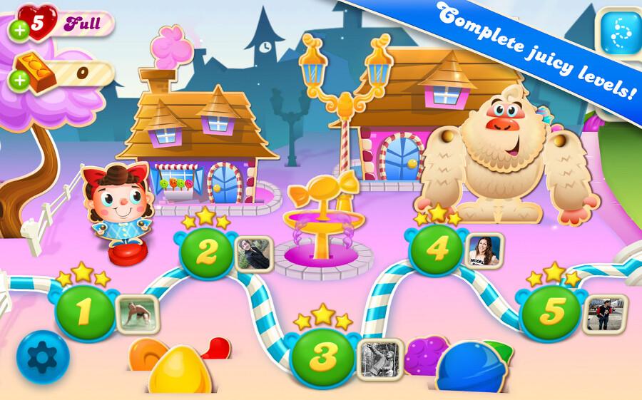 Gratis Spiele Candy Crush
