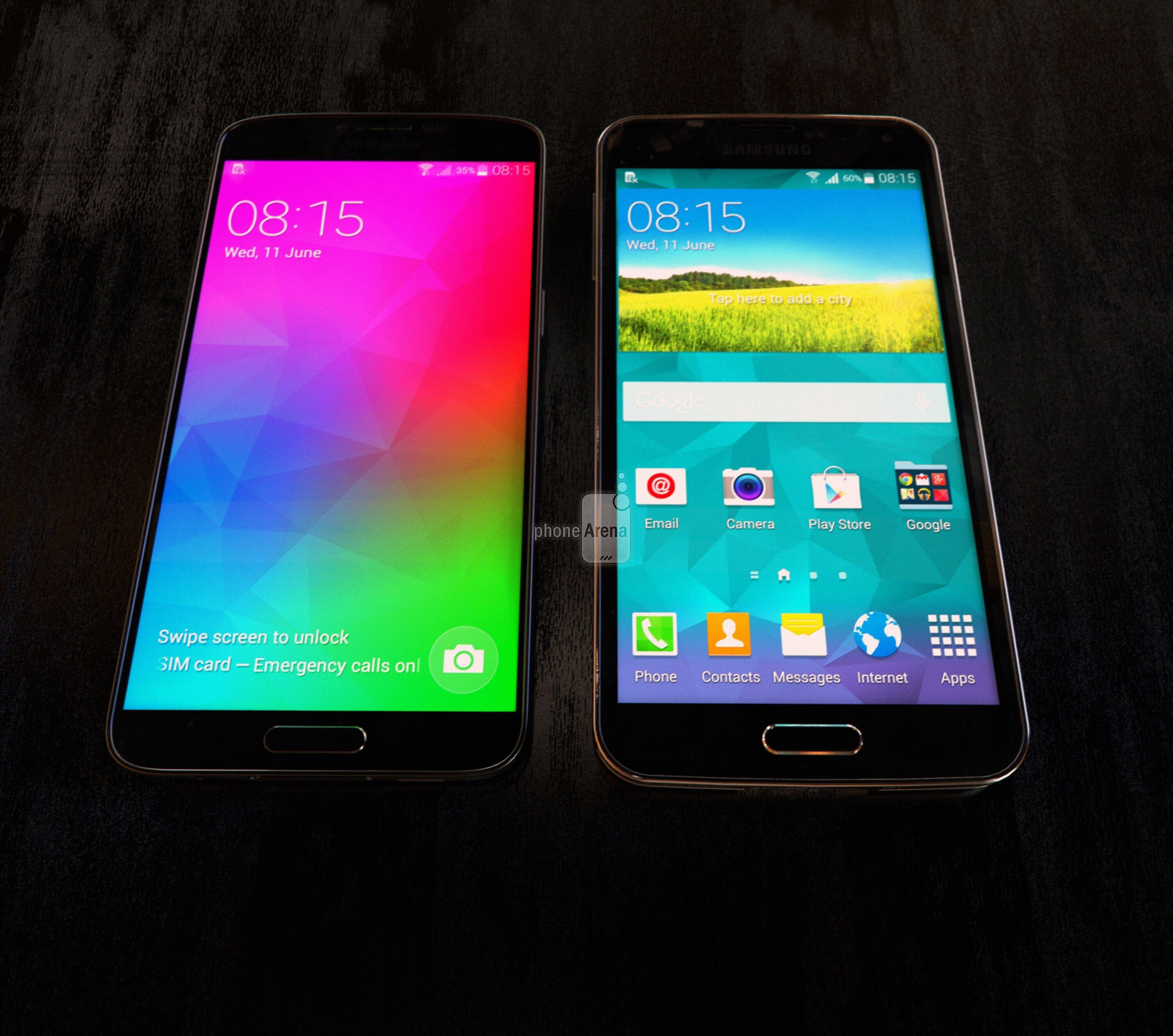 [Rumor] The actual design for the Galaxy S6 might have ...