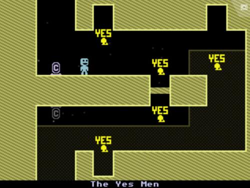 Frustration has a new name - enter the intriguing VVVVVV