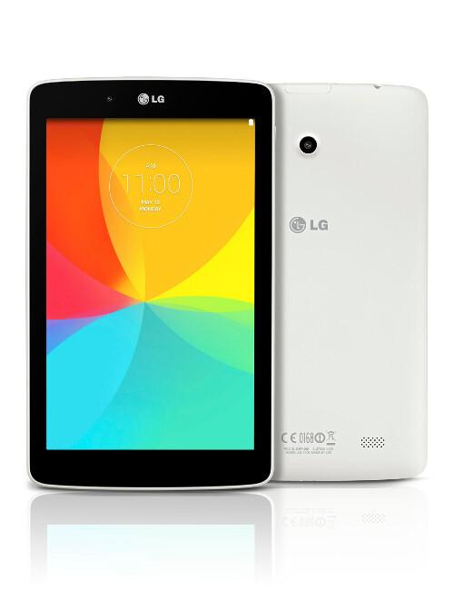 LG G Pad tablets