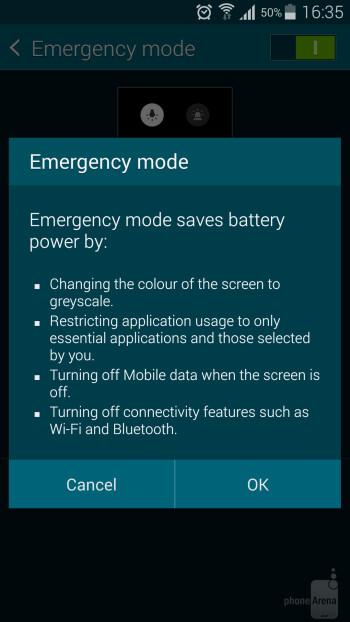 Emergency Mode