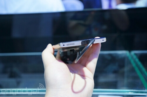Lenovo's first Quad HD handset, the K920