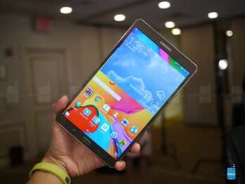 Samsung Galaxy Tab S 8.4 hands-on