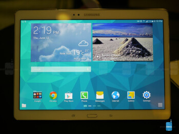 Samsung Galaxy Tab S 10.5 hands-on