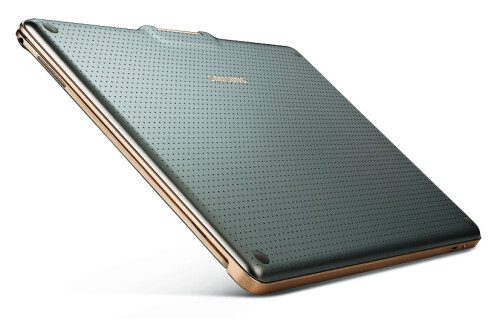 Samsung Book Cover, Simple Cover and Bluetooth Keyboard for the Galaxy Tab S 10.5