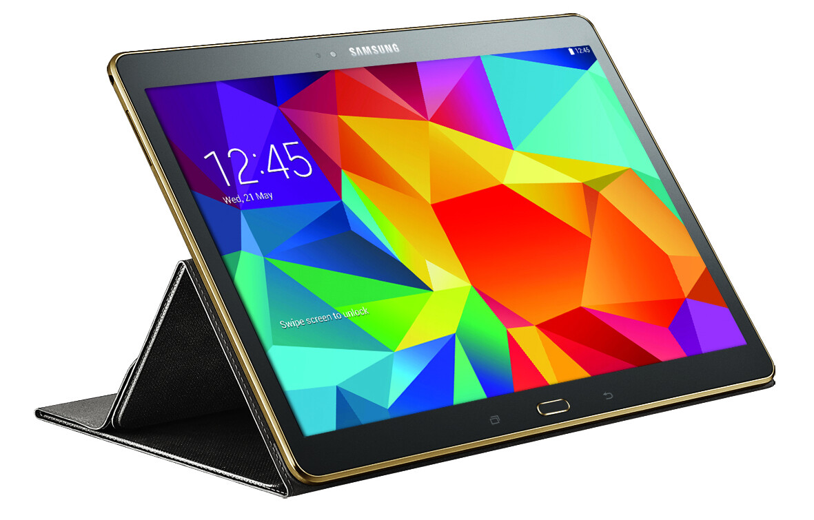 here are all the new samsung galaxy tab s accessories