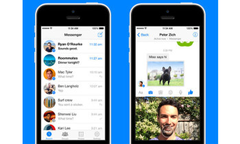 Facebook Messenger now allows you to instantly send 15-second videos