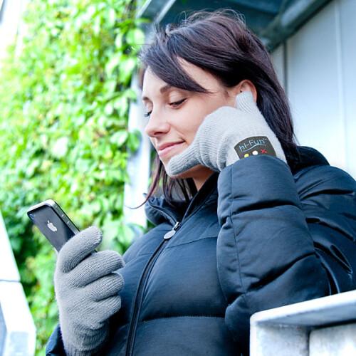 Bluetooth Handset Gloves