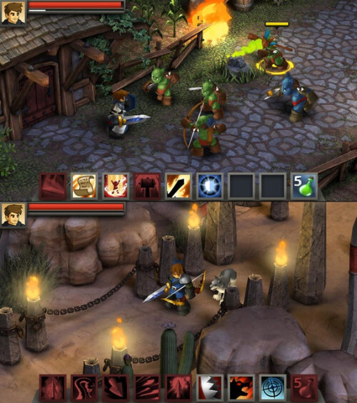 Battleheart Legacy - iOS - $4.99