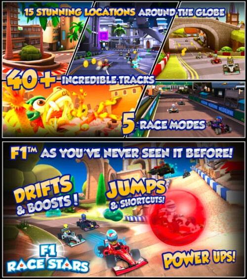 F1 Race Stars - iOS - Free