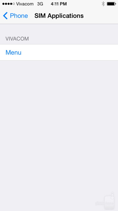 You should now get access to a text-based menu