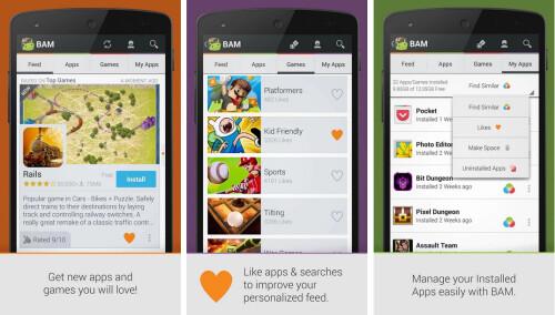 BAM (Best Apps Market)
