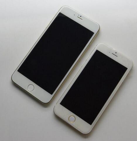 Alleged iPhone 6 mock-ups